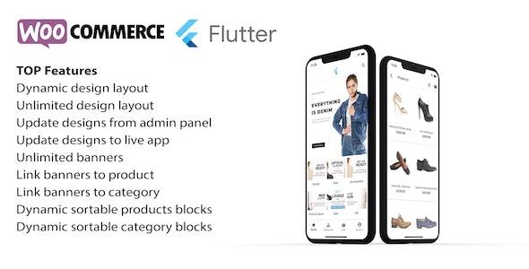 Flutter-app-for-woocommerce