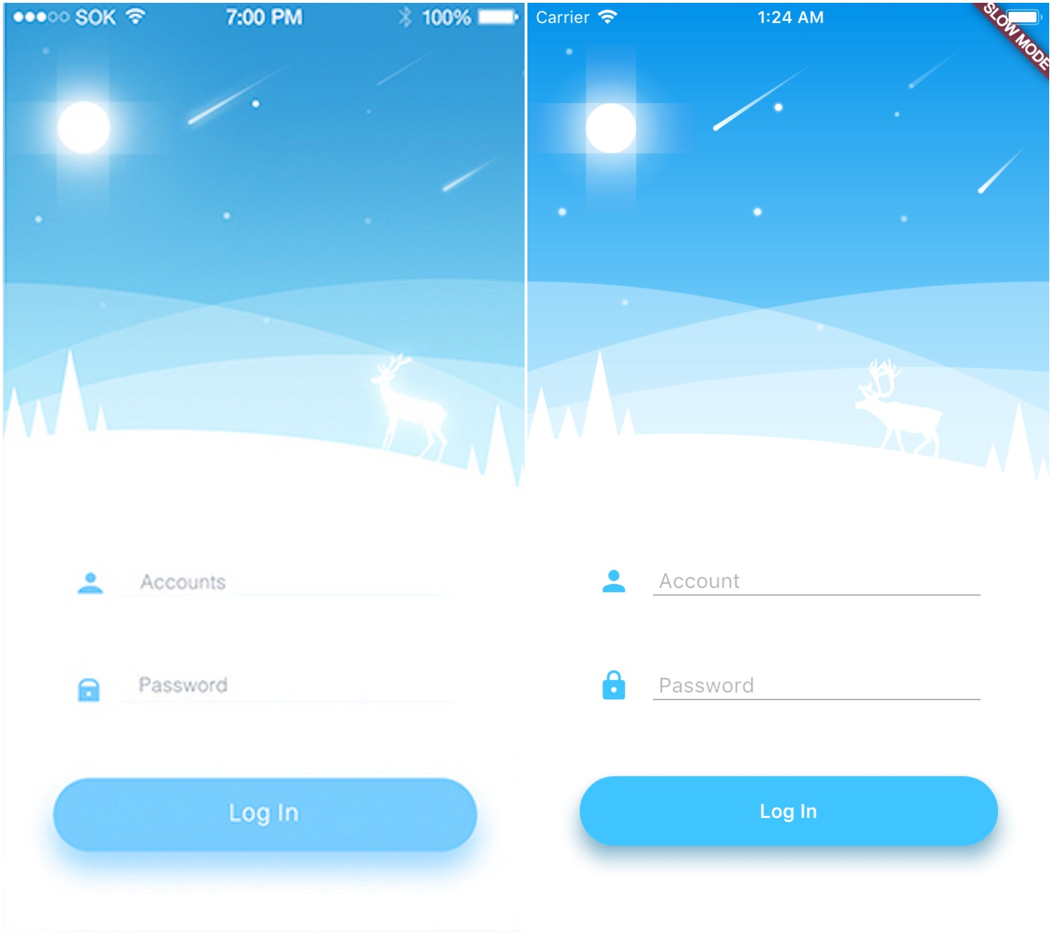 A weather app built to learn how to use Canvas and Animation in Flutter