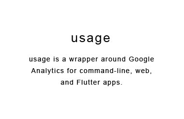 A Google Analytics wrapper for command-line Flutter apps