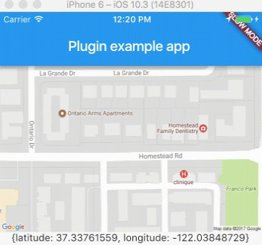 A Flutter plugin to easily handle realtime location in iOS and Android