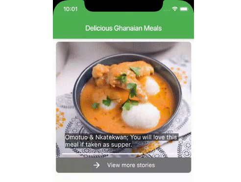 A Flutter widget to display stories just like Whatsapp and Instagram