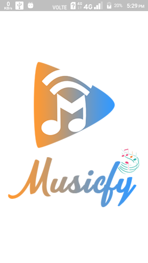 A complete music player built with flutter