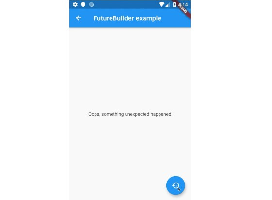 Error Boundaries for Flutter