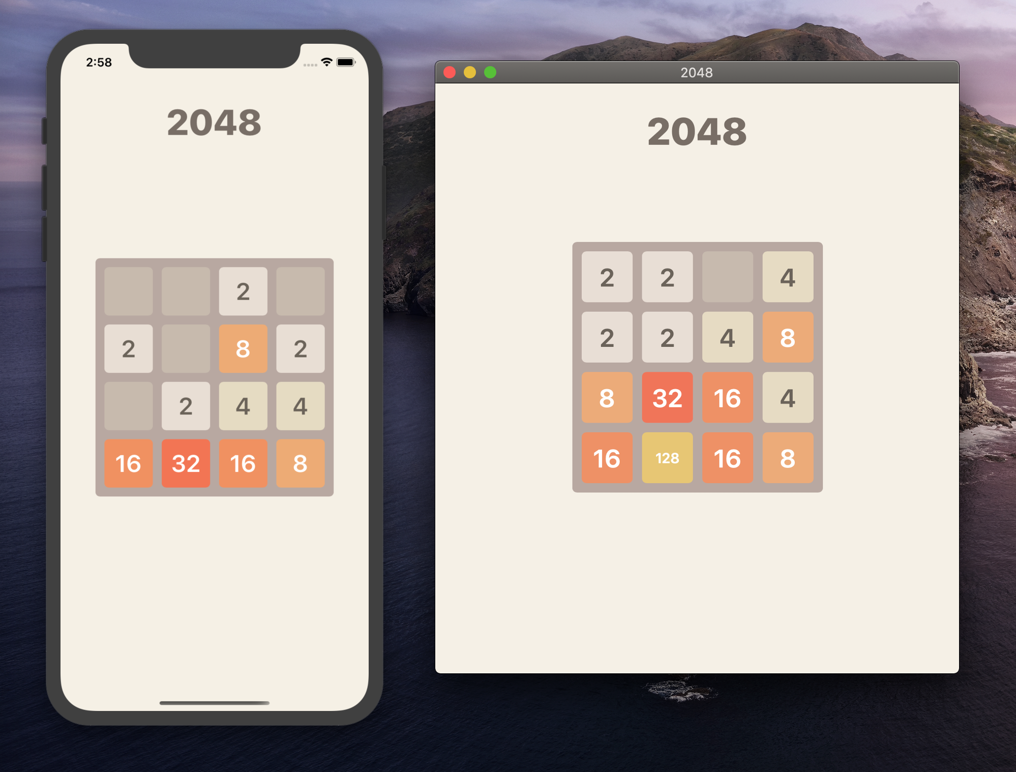 2048game