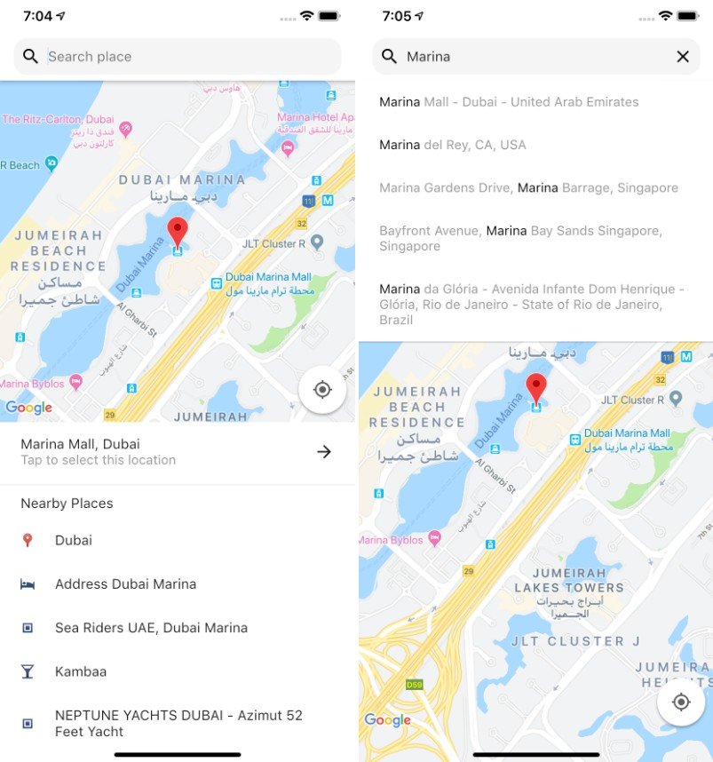 The missing location picker made in Flutter for Flutter