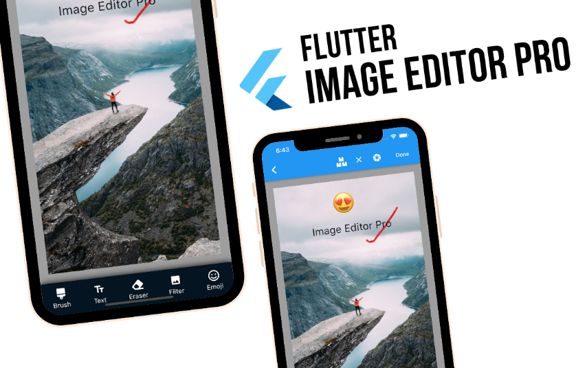 A simple and easy support Image Editor Plugin with flutter