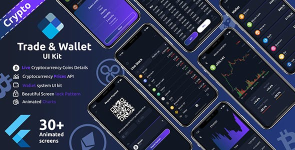 Crypto-trade--wallet-flutter-ui-kit