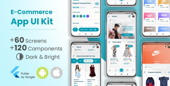 E-commerce-flutter-app-ui-kit