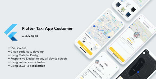 Flutter-taxi-app-customer-ui-kit