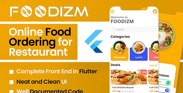 Foodizm---restaurant-food-ordering-app-ui-kit-in-flutter
