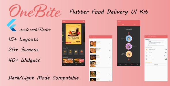 Onebite---flutter-food-delivery-ui-kit