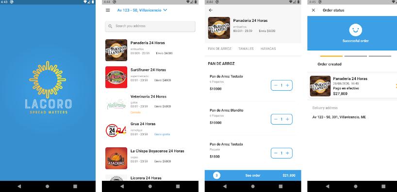 An open source quick commerce app in flutter