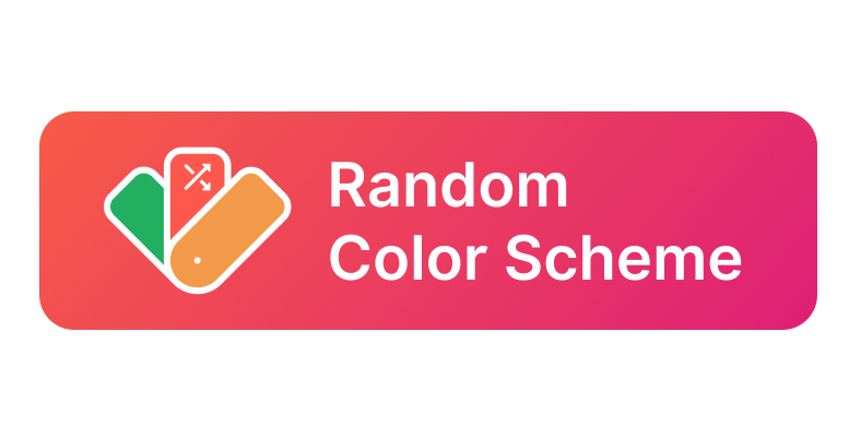 A Flutter plugin that generates a random color pallet